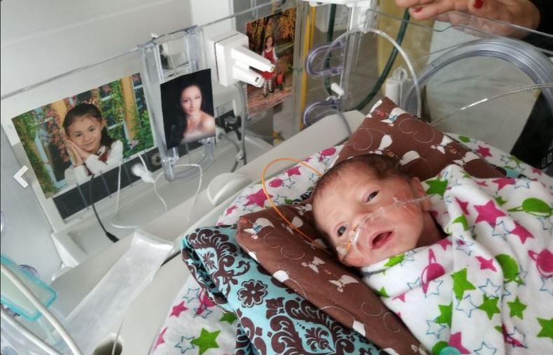 Baby Maribel is alive because her mother refused abortion