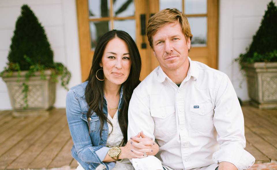 Chip and Joanna Gaines, fifth pregnancy