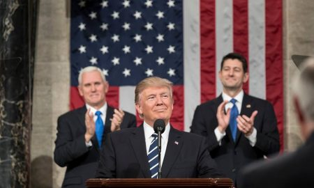 State of the Union, President Donald Trump