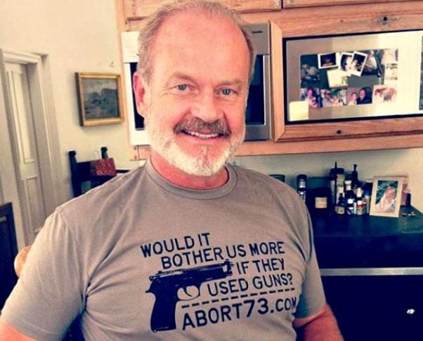 kelsey grammer pro-life shirt