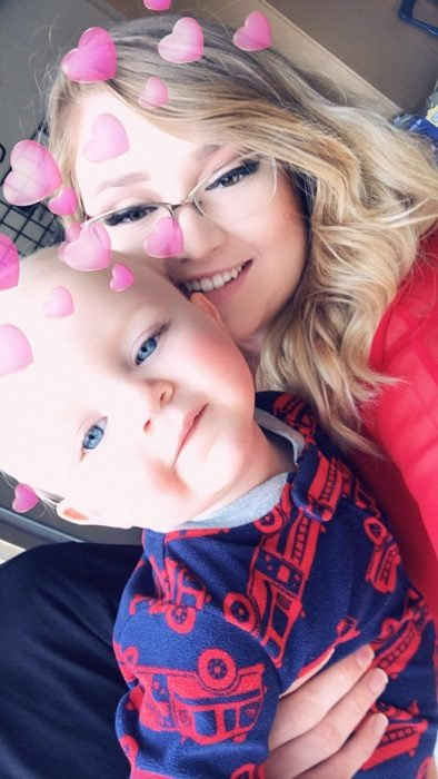 Chase and his mother have a happy life together thanks to the National Safe Haven Alliance.