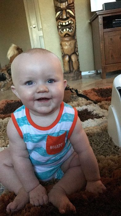 Chase's mother chose life and Safe Haven laws helped her.