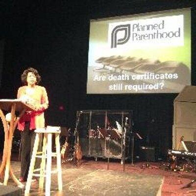 Former Planned Parenthood board member LaVerne Tolbert