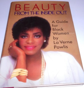 Image: LaVerne Tolbert book on beauty
