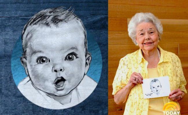 Image: Original Gerber Baby Ann Turner Cook