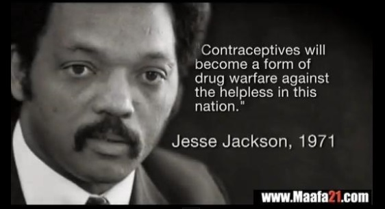 Image: Rev. Jesse Jackson from Maafa21