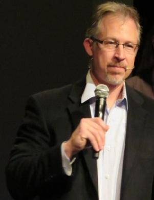 Pastor Jim Mann of New Life Church in Sanger Texas