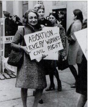 abortion, Betty Friedan