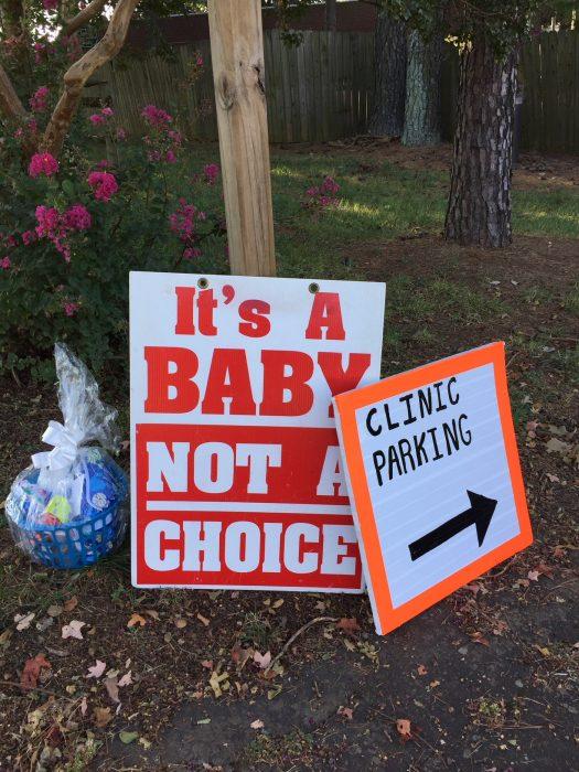 abortion sidewalk counseling