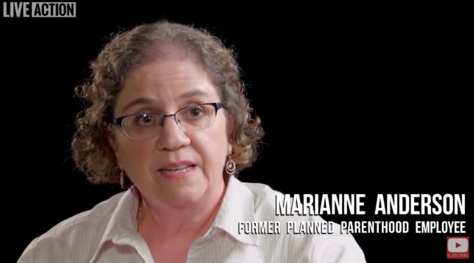 Image: Aiding Abusers Planned Parenthood former employee Marianne Anderson says PP covers child sexual abuse