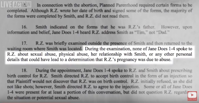 Image: Planned Parenthood Colorado failed to report sexual abuse Timothy D Smith case