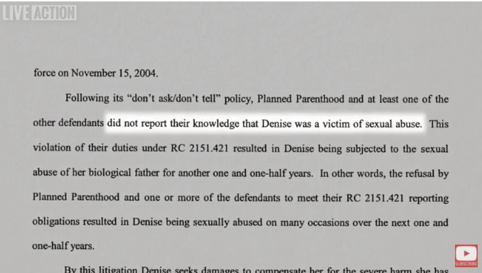 Image: Planned Parenthood Ohio failed to report sexual abuse John Blanks case