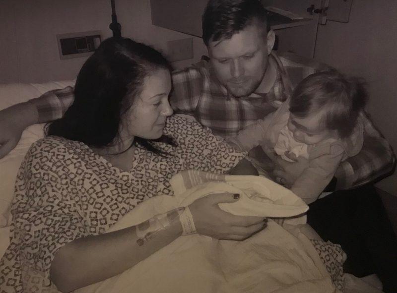 Baby Joseph, stillborn