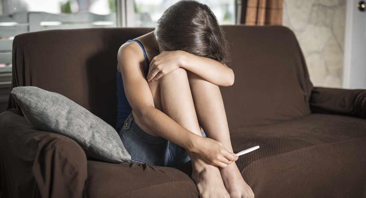 abortion, pregnancy test, teen