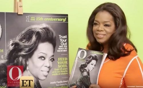 Oprah Winfrey: I told my dying mother 'thank you' for choosing life