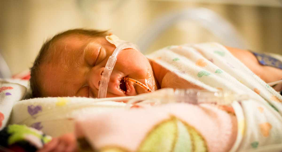 Planned Parenthood, premature baby