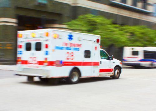 Woman taken in ambulance after abortion at Wichita facility on Palm Sunday