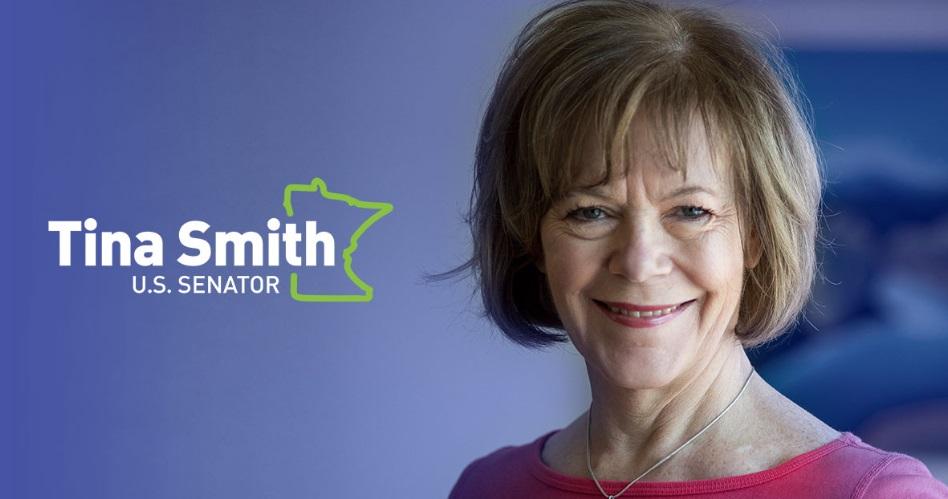 Former Planned Parenthood Minnesota staffer Tina Smith