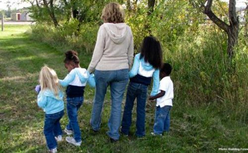 After two generations of adoption, family finds incredible way to give back