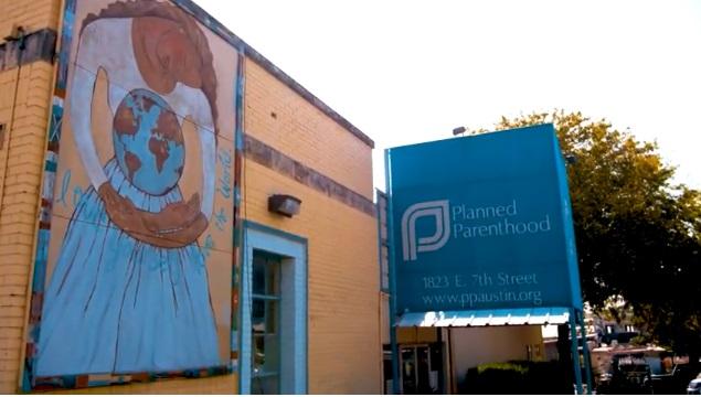 Image: Austin Planned Parenthood
