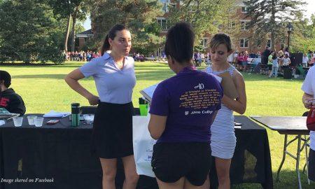 college, pro-life groups