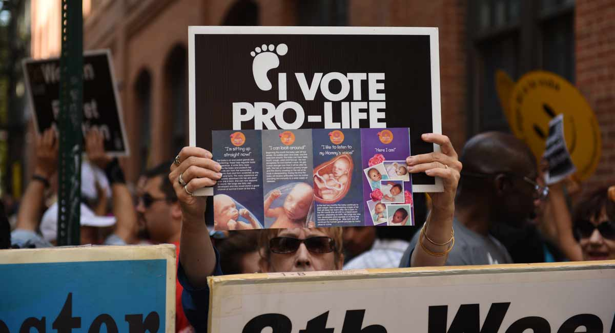 pro-life activist, Alabama, abortion, abortion poll