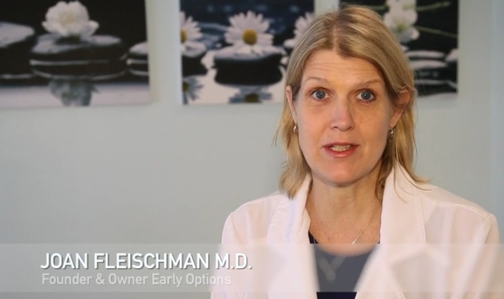 Joan Fleischman Early Options abortion clinic