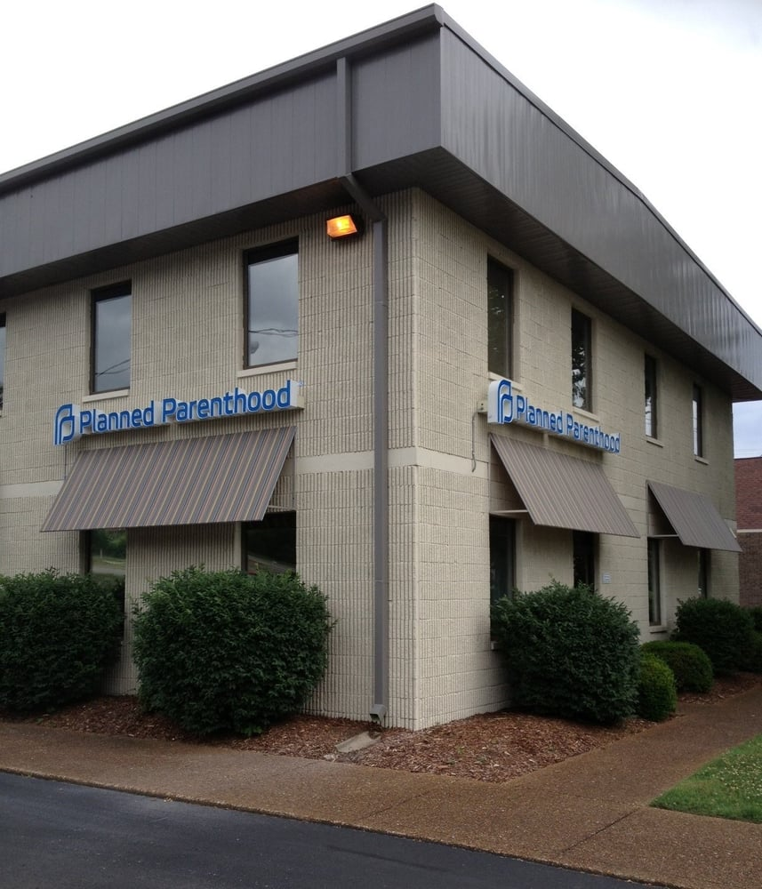 Image: Planned Parenthood Nashville, TN. (Image: Yelp)