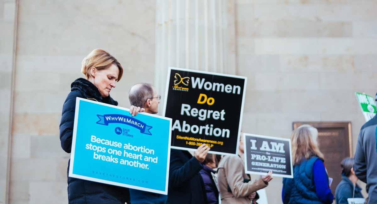 abortion, regret, coercion