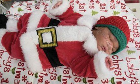 Christmas preemies