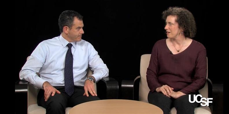 Abortionist Eleanor Drey and Daniel Grossman
