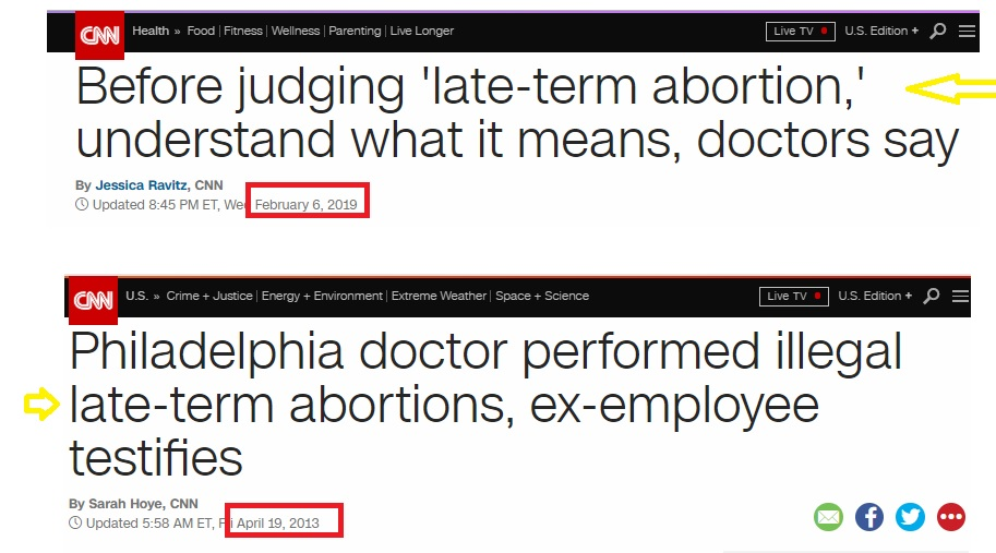 Image: CNN uses Late-Term abortion in 2013