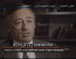 Ron Fitzsimmons NCAP Nightline 02261997