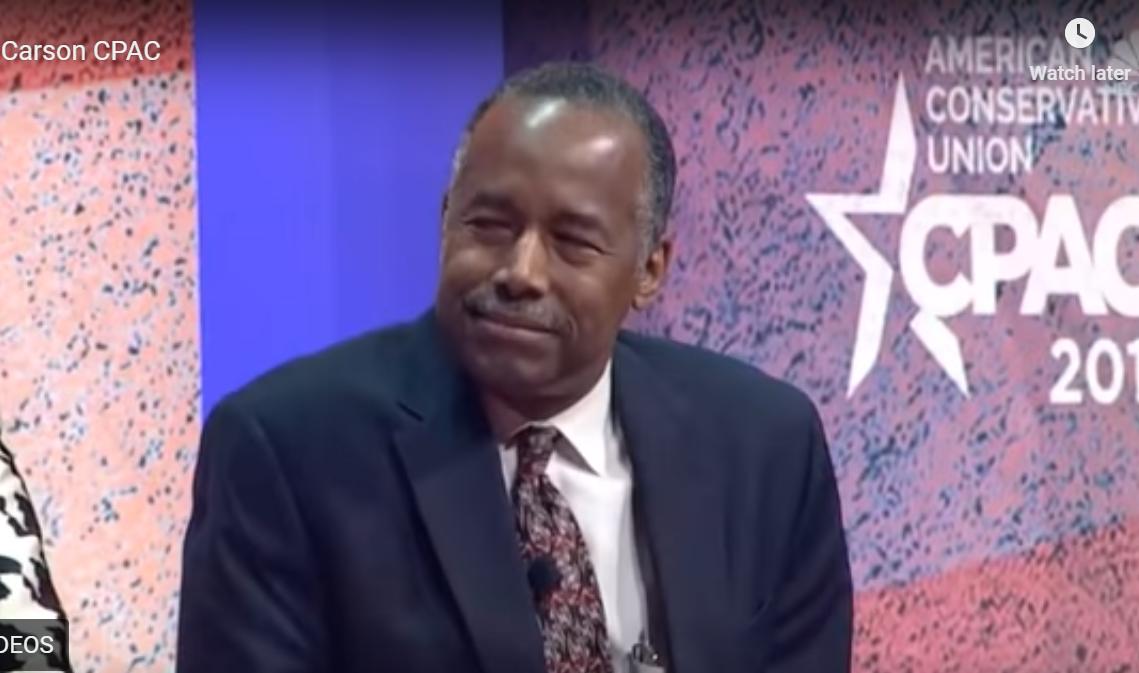 Dr. Ben Carson 2019 CPAC