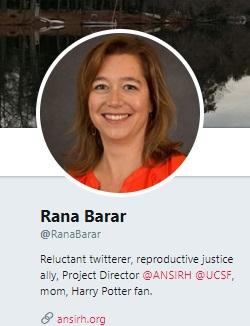Rana Barar Twitter