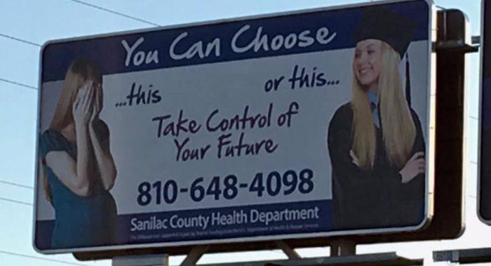 billboard, pregnant