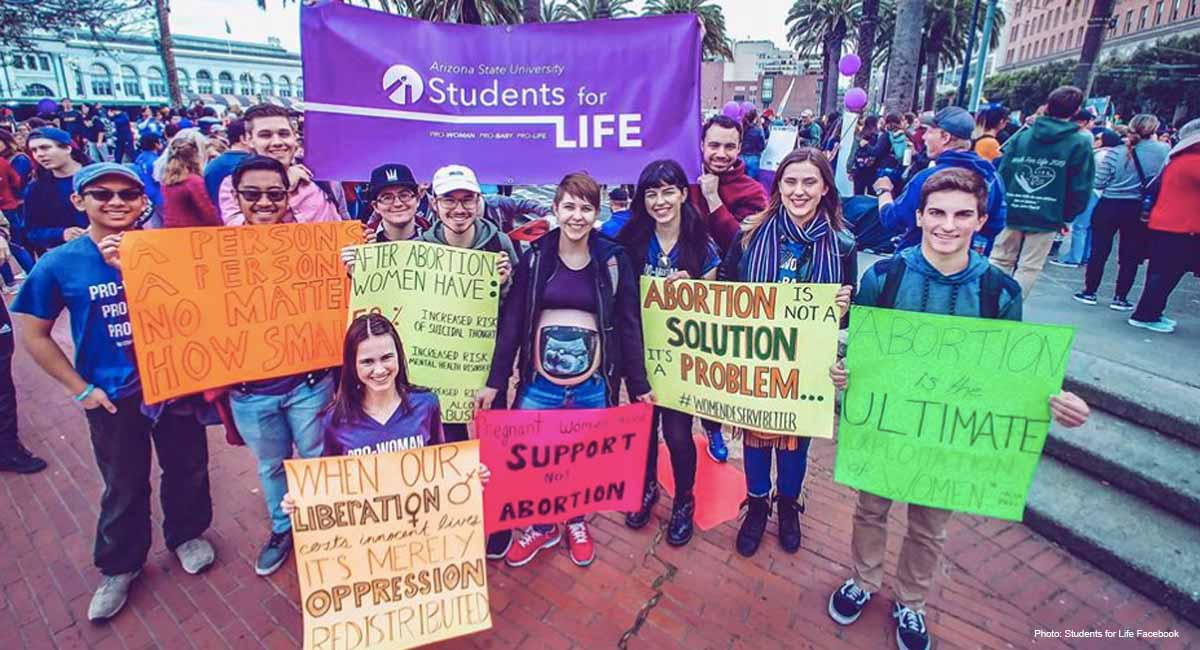 Pro-life students raise over 0k for pregnant moms in 2020