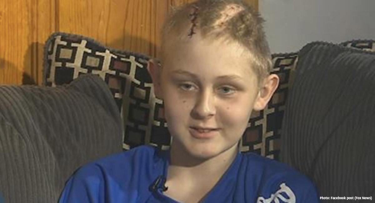 Trenton teen brain dead wakes