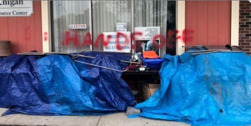 Right to Life of Michigan building vandalized after abortion ban passed