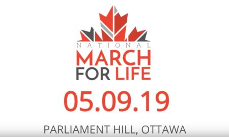 March for Life Canada