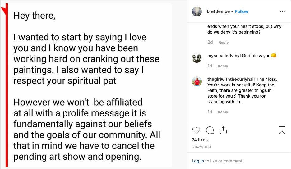 Brett Lempe instagram 1