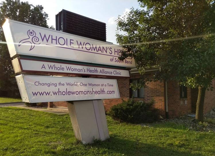 Image: Whole Women's Health South Bend Indiana