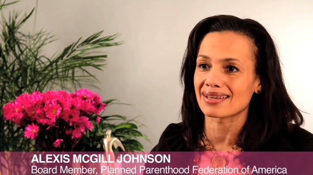 Image: Alexis McGill Johnson Acting Planned Parenthood president
