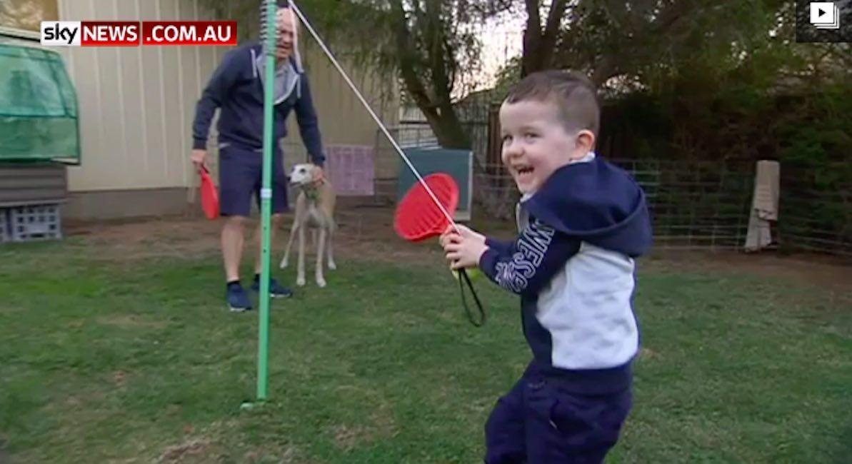 cystic fibrosis australia darragh