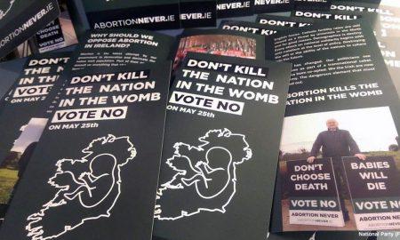 Ireland, pro-life, Facebook