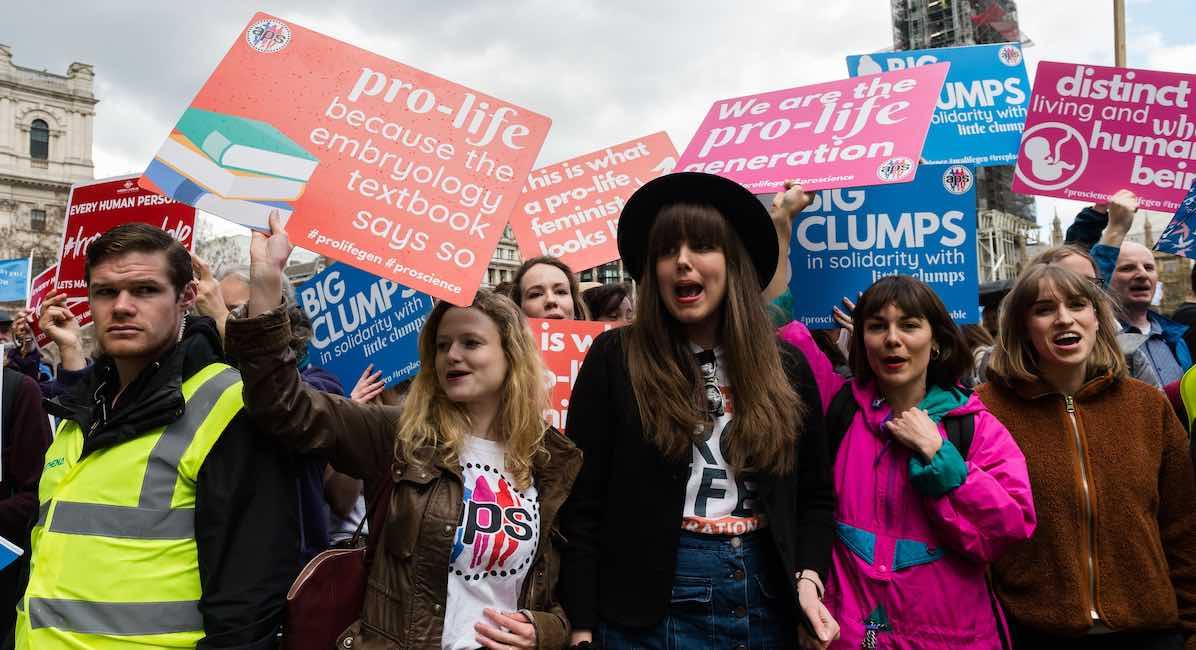 aborted, pro-life UK
