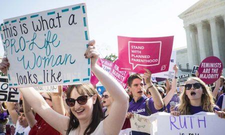 pro-life woman, Planned Parenthood, Trump, Title X