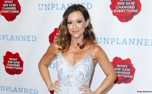 'Unplanned' actress Ashley Bratcher and Heartbeat International offer scholarship for pregnant moms