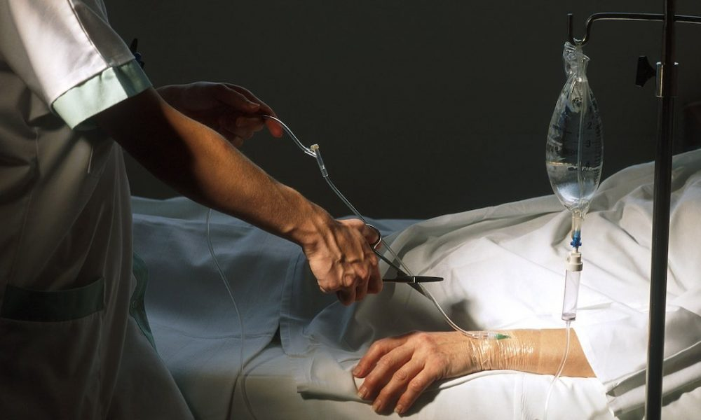 euthanasia, assisted suicide, California