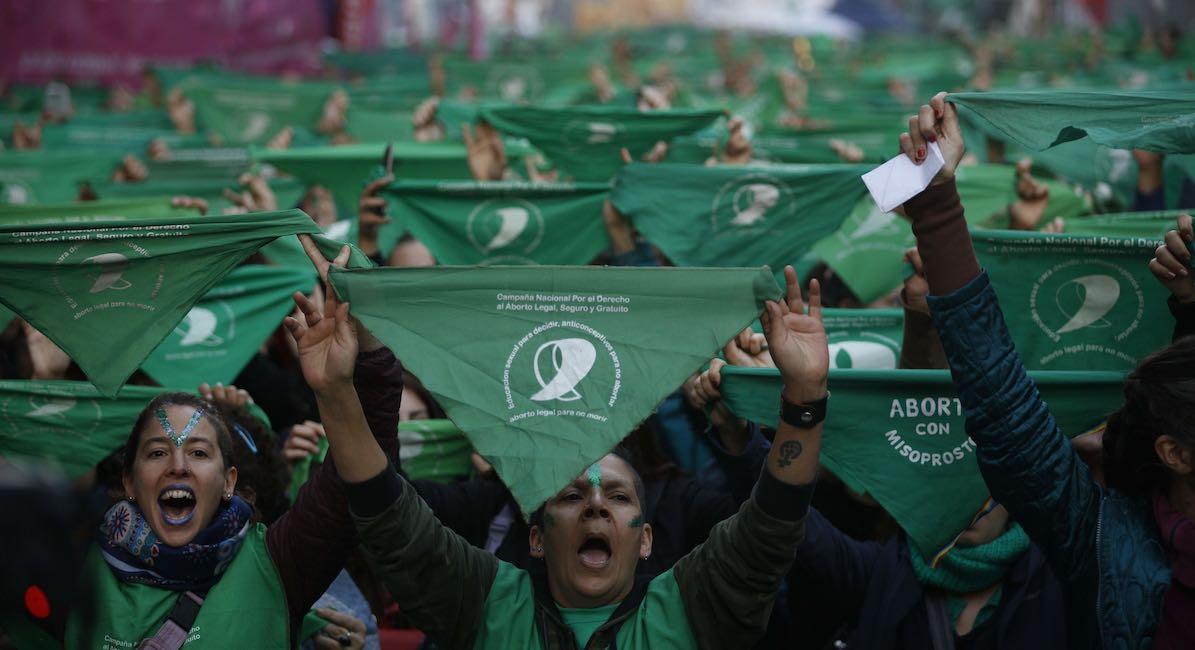 Latin America abortion